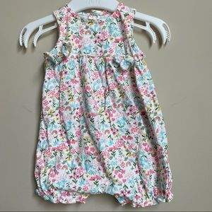Carter's baby romper size 3m